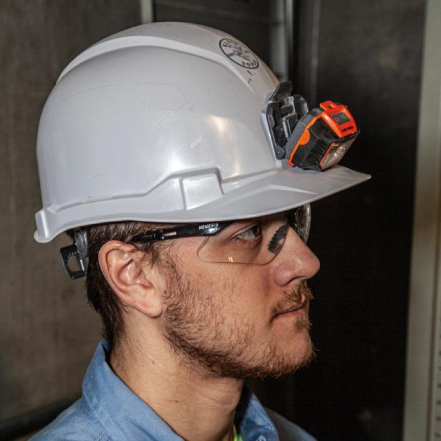 Non-Vented Hard Hats