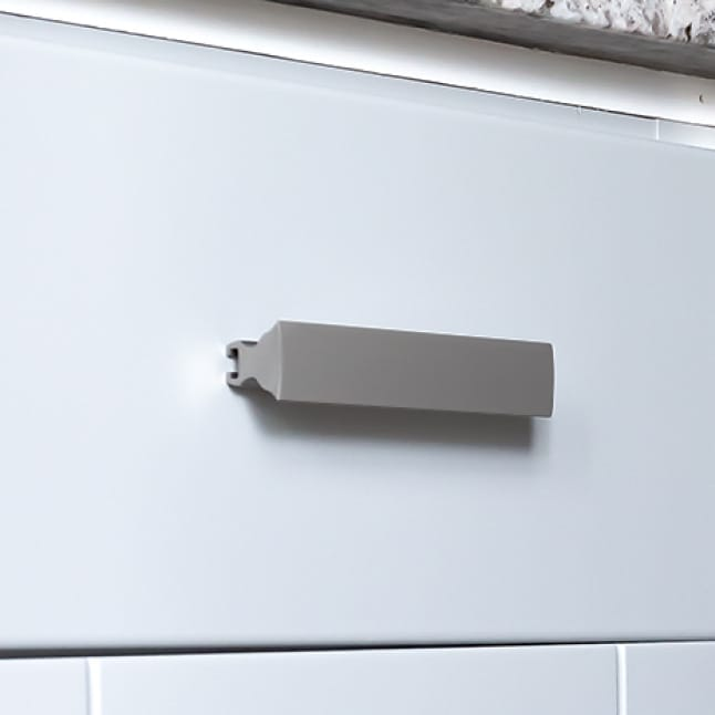 Image showing the drawer pull styles