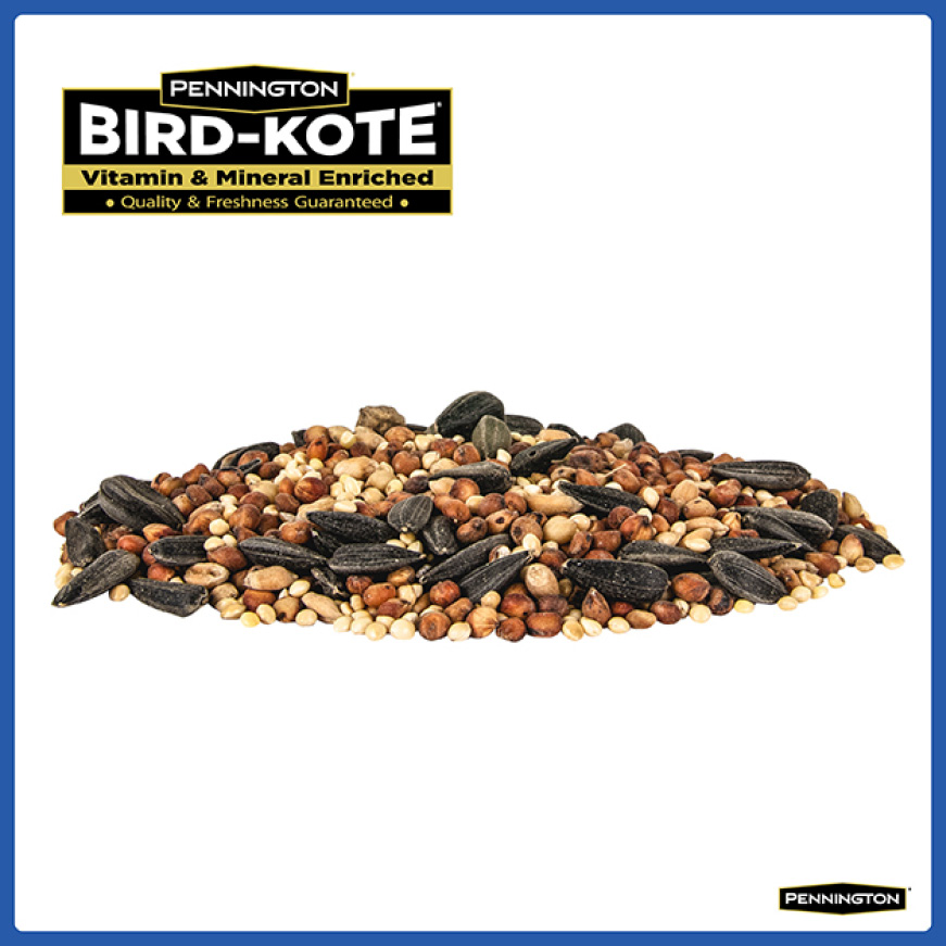 Pennington Classic Wild Bird Food Ingredients