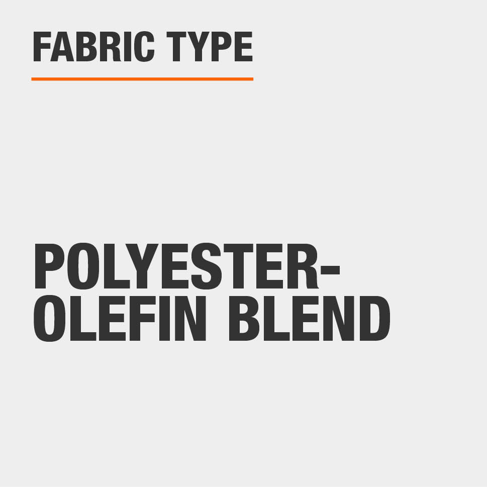 Fabric Type Polyester-Olefin Blend