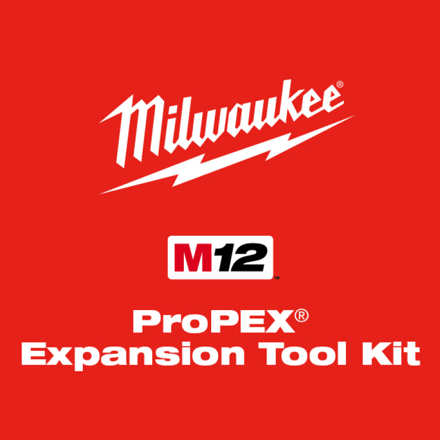Is the most consistent way to install expansion PEX.