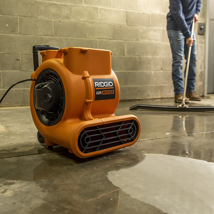 POWERFUL AIR MOVER