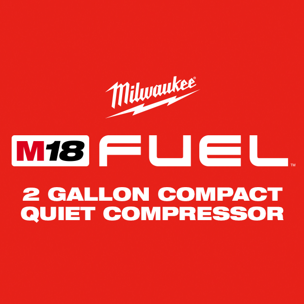 Industry's Quietest Cordless Compressor