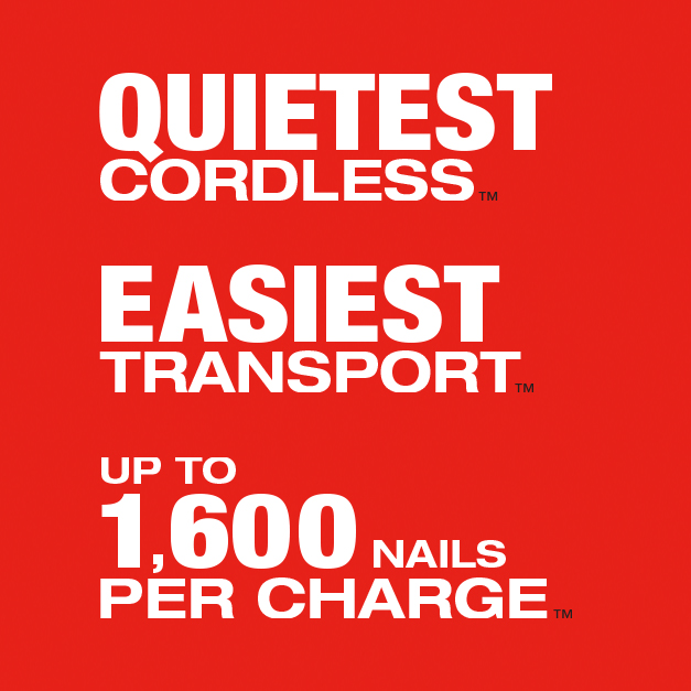 Delivers the best performing Cordless Compressor in it's class