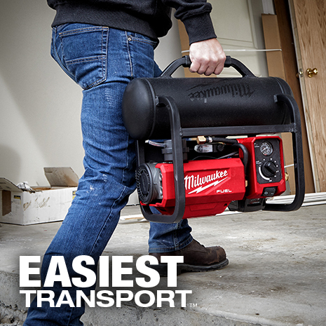 Easier to carry, compact design and lighter than corded quiet competitors