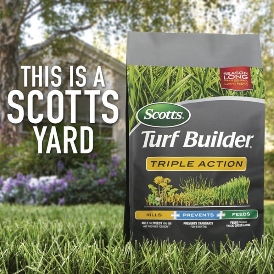 Scotts Turf Builder 50 2 Lb 10 000 Sq