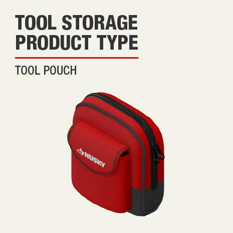 This tool storage product is a Tool Pouch