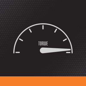 Impact – High Torque Output