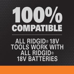 18V Compatibility