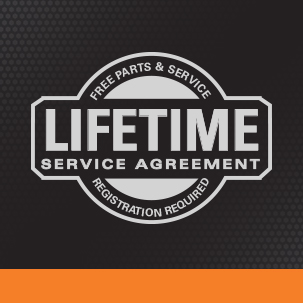 Lifetime Service Agreement