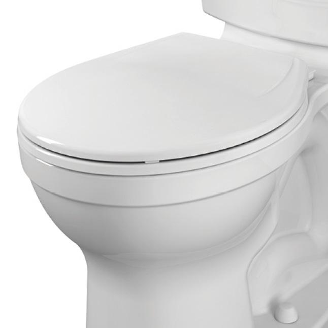 Champion Round Front Toilet