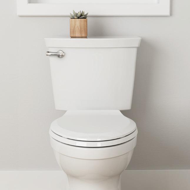 Two-Piece Champion Toilet