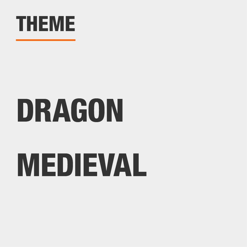 Item Theme is Dragon