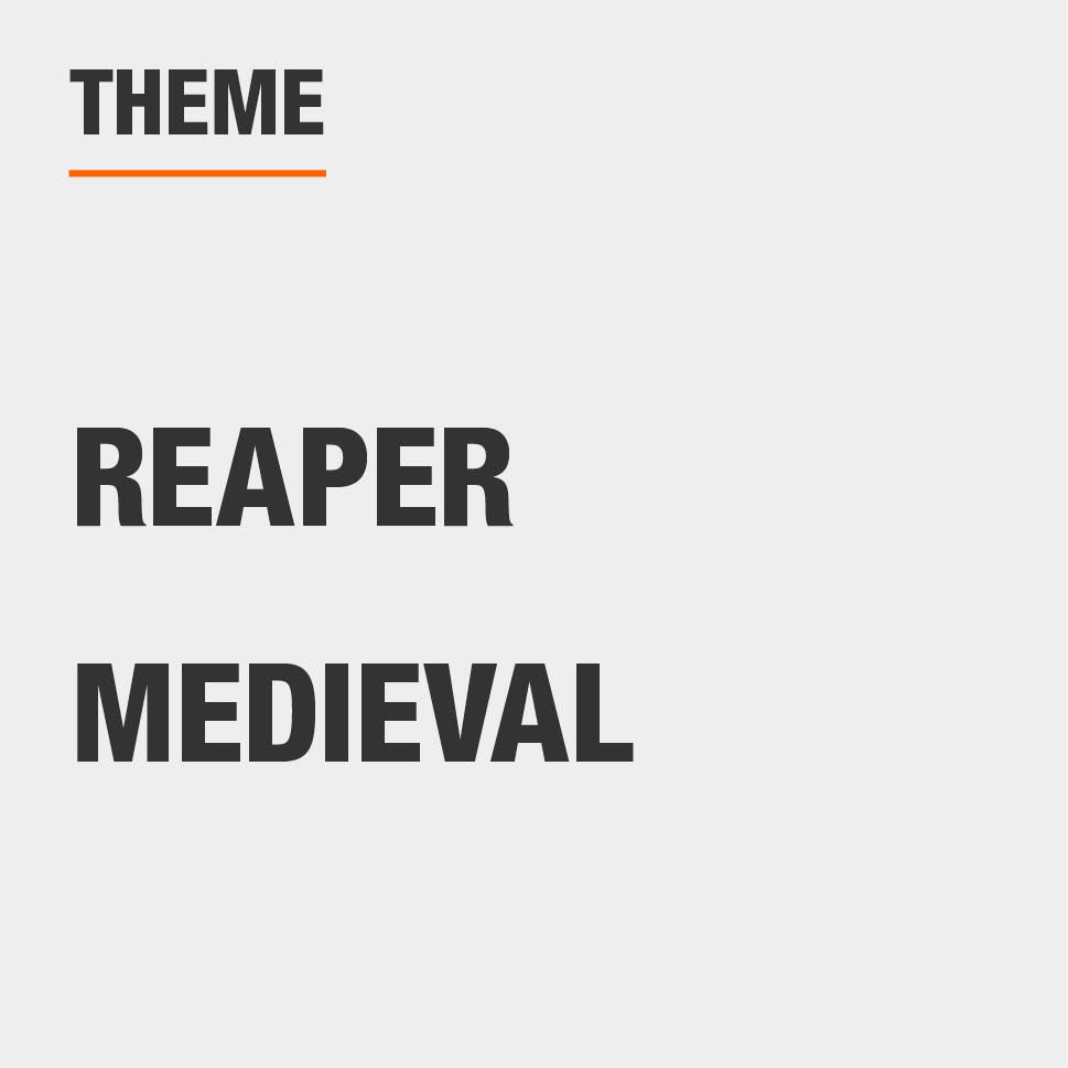 Item Theme is Reaper