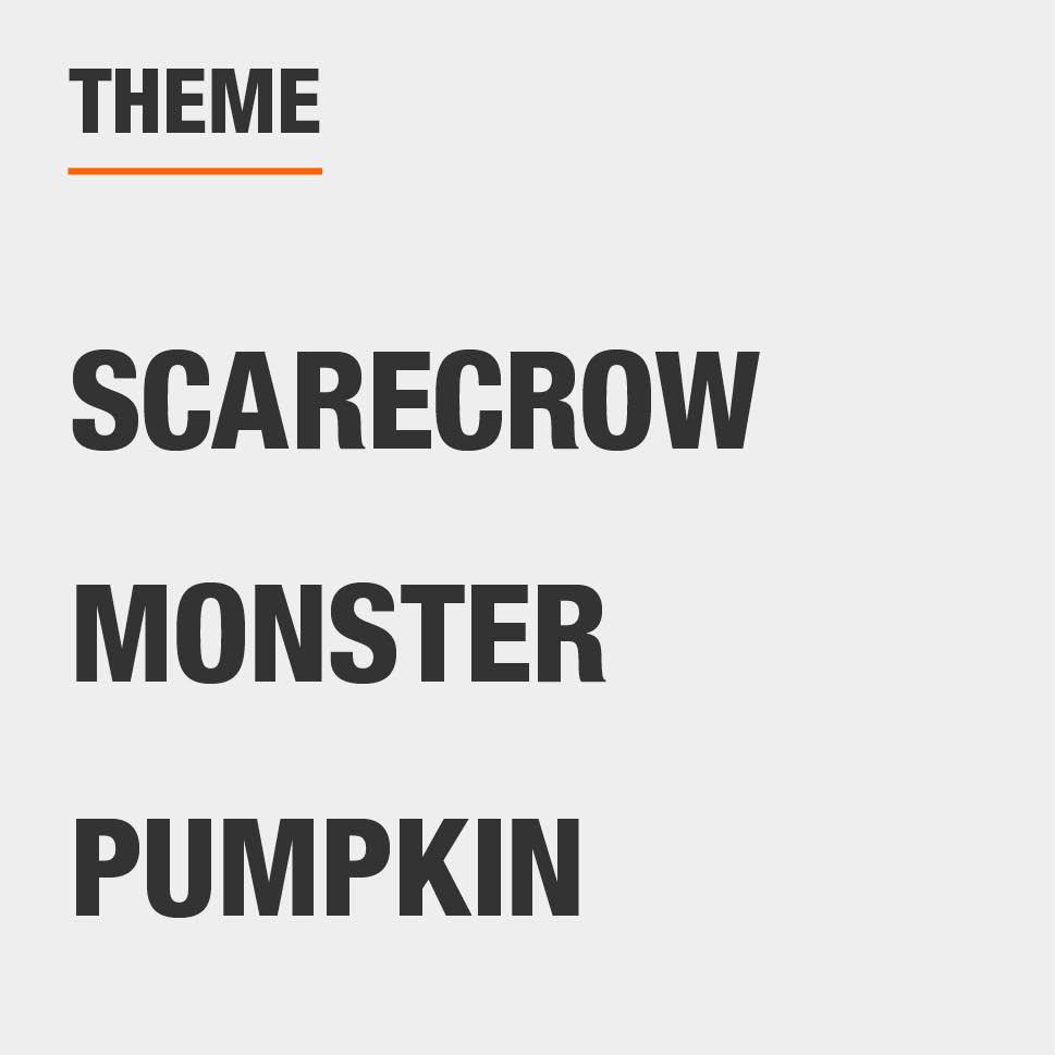 Item Theme is Scarecrow