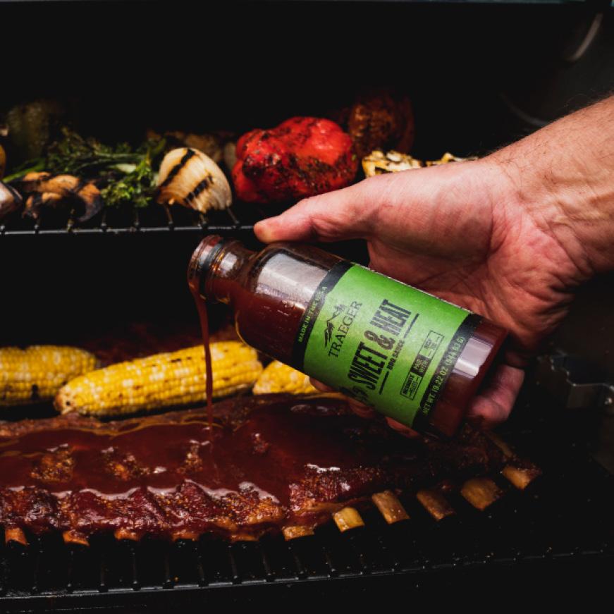Traeger Grills - Get Sauced