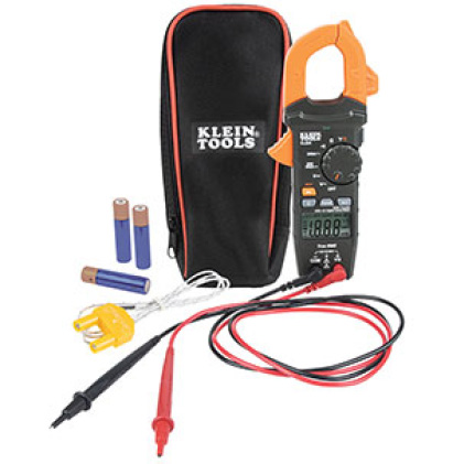 Digital Clamp Meter, AC Auto-Ranging