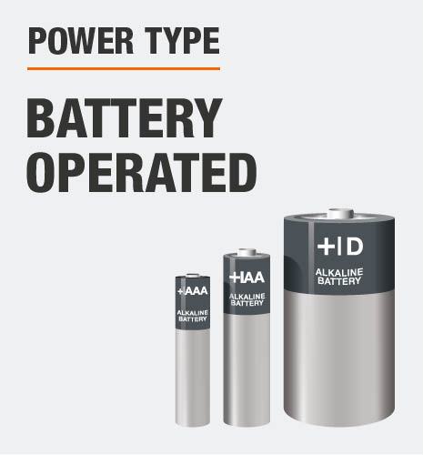 This item is powered by battery