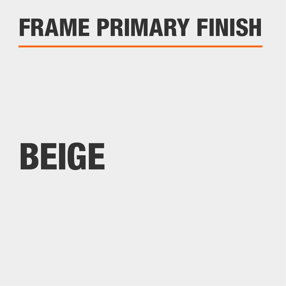 Frame Primary Finish Beige