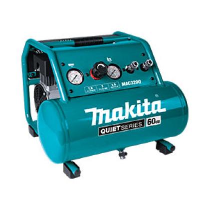 MAC320Q air compressor for shop