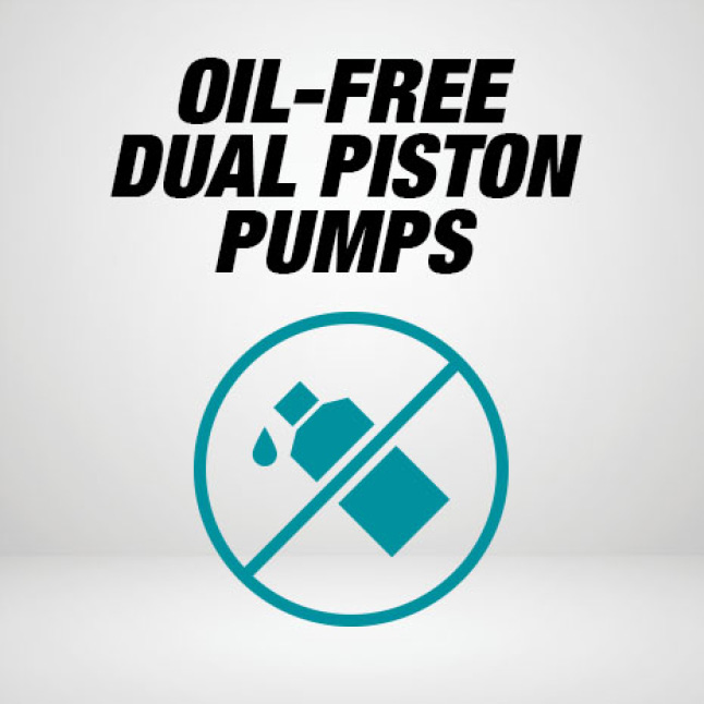 oil free dual pistom pump electric air compressor, pancake air compressor, makita compressor