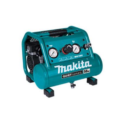 MAC100Q makita commerical air compressor for air tools, auto air tools, shop air compressor