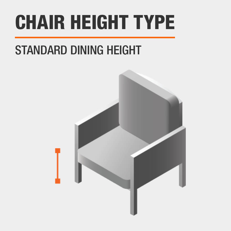 Chair Height Type