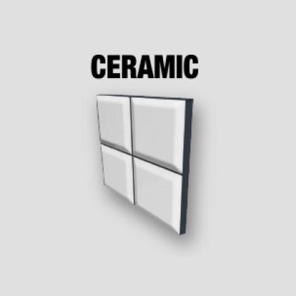 Drilling in Ceramic tile