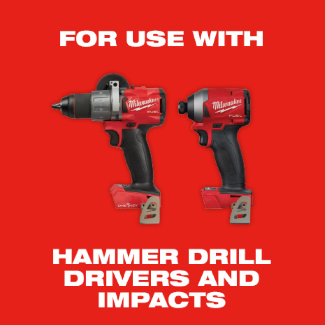 Hammer Drill/Drivers and Impact Drivers