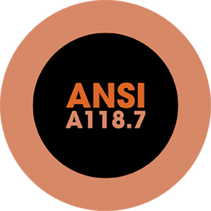 ANSI 118.7