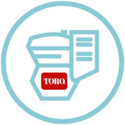 Toro engine icon