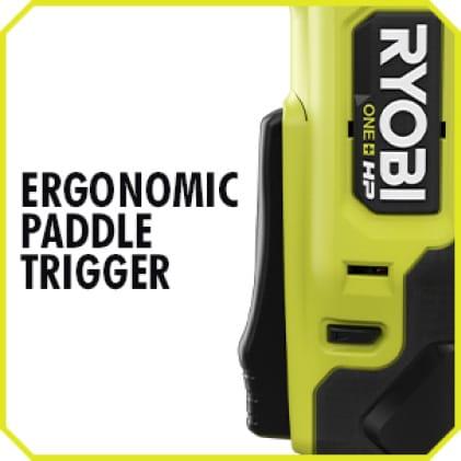 Ergonomic Paddle Trigger
