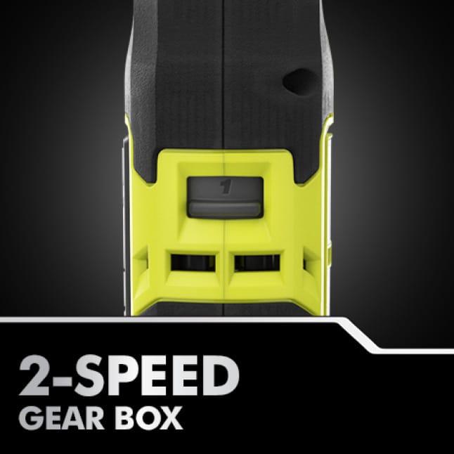 2-Speed Gearbox