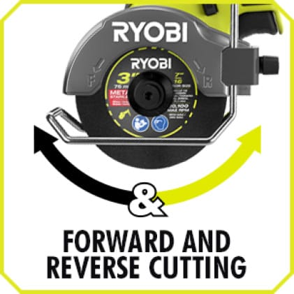 Forward and Reverse Cutting