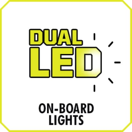 Dual LED Lights