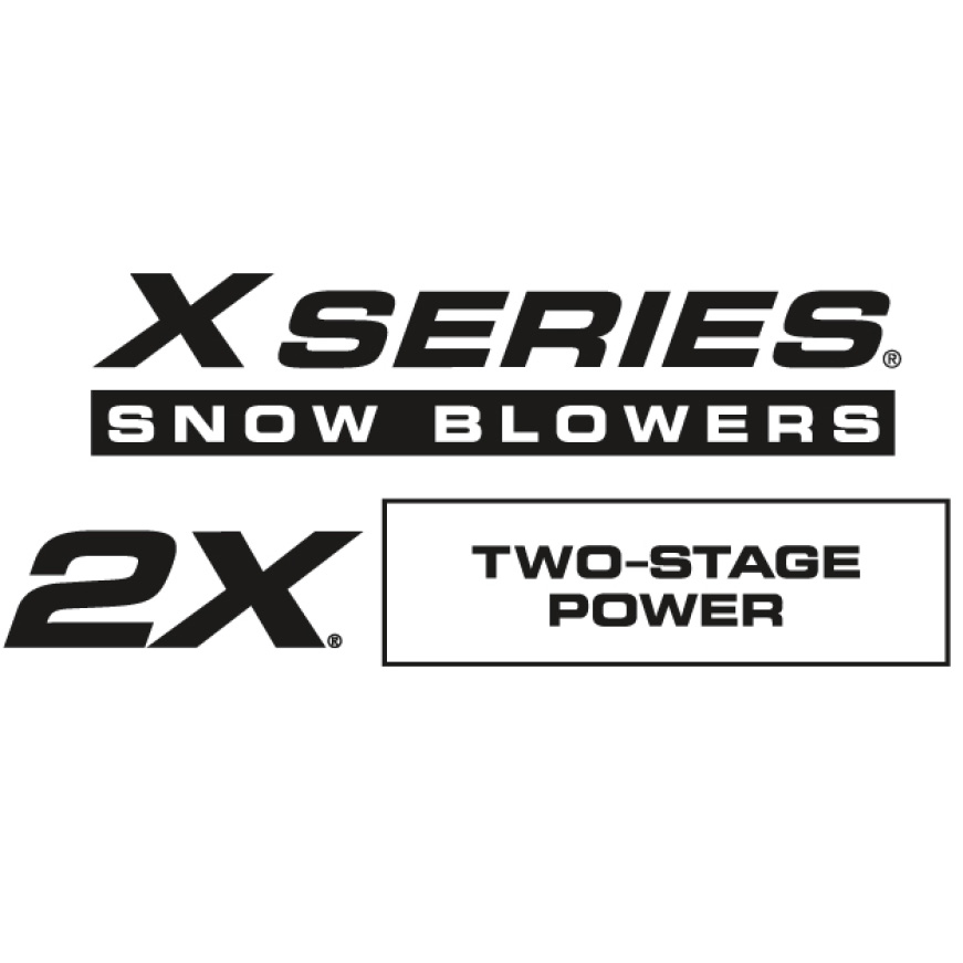 Cub Cadet 2X two-stage snow blower