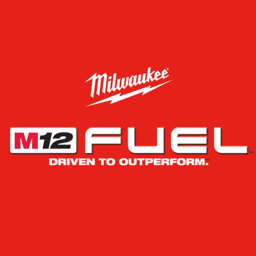 M12 delivers durability and power in a size that outperforms the competition in the tightest places.