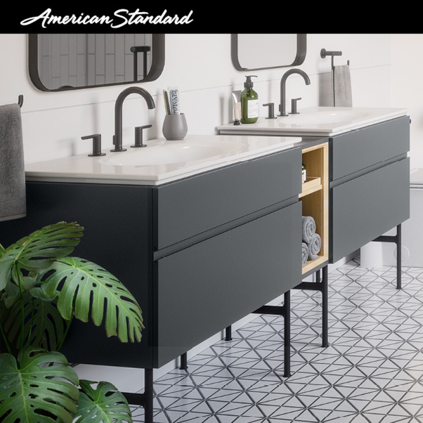 Studio S Two-Drawer Bathroom Vanity