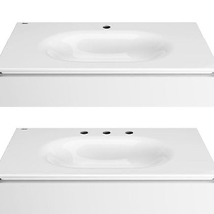 Studio S sink options