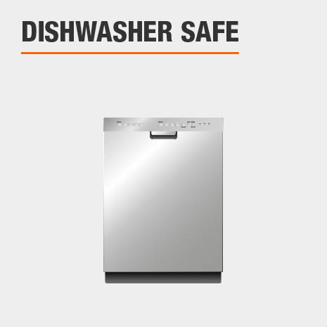 Dinnerware set is microwave safe