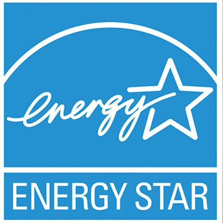 Bosch dishwasher energy star logo