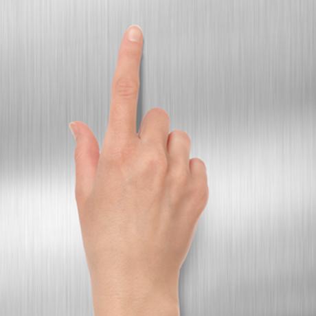 Bosch dishwasher fingerprint resistant stainless steel