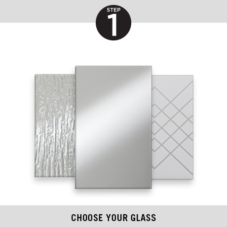 Choose your shower door glass