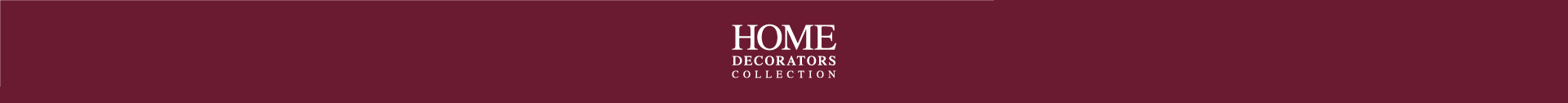 Home Decorator's Collection banner