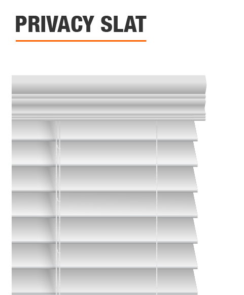 Privacy Slat
