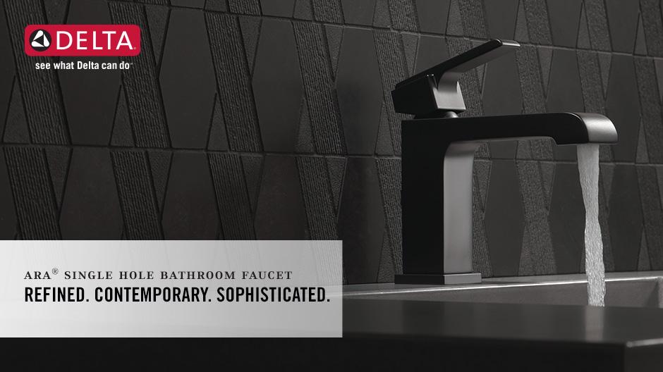 Ara Single-Handle Bathroom Faucet