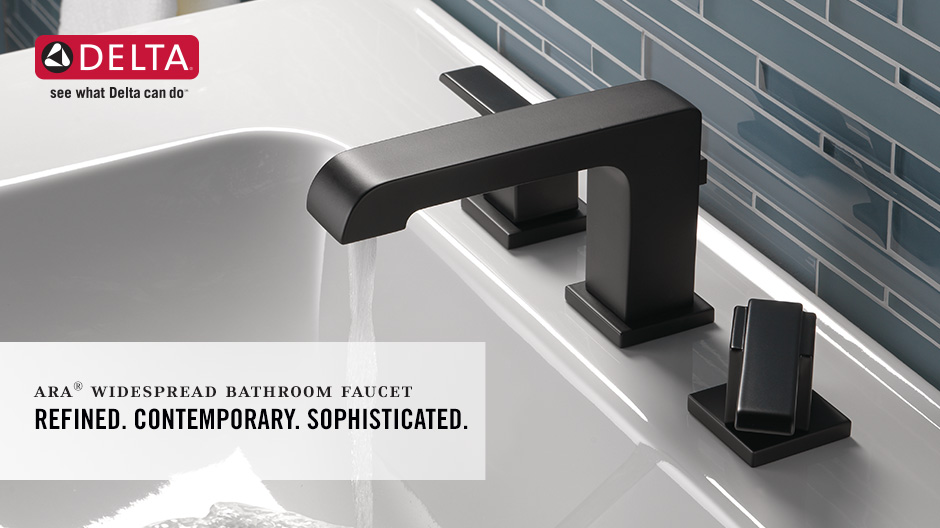 Ara 2-Handle Widespread Bathroom Faucet with DIAMOND Seal Technology