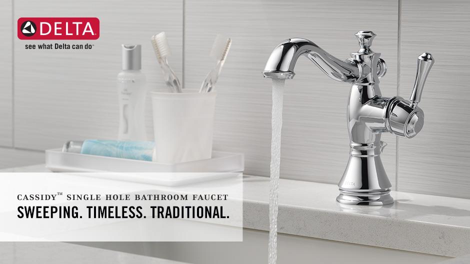 Cassidy Single-Handle Bathroom Faucet