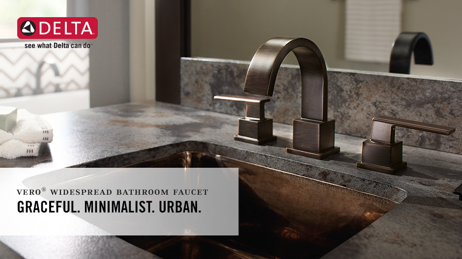 Vero 2-Handle Widespread Bathroom Faucet