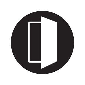 Fits Standard Doors